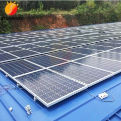 Solar Tin Roof Mount